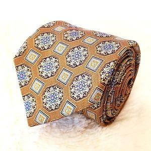 Robert Talbott RECENT THICK Silk Tie Made in USA